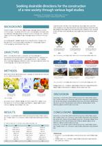 PPT 포스터 템플릿 [A0 사이즈] 졸업논문 학회 포스터 ppt양식