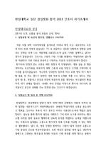 한림대학교 동탄 성심병원 간호사 합격 2021 자기소개서